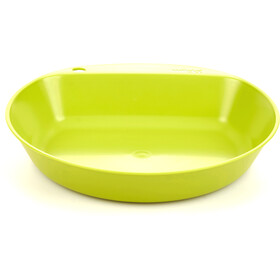 Wildo Camper Plate Deep, lime